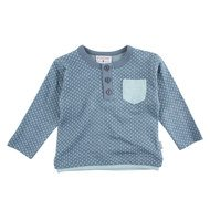 Langarmshirt Billy - Blau