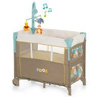 Baby-Reisebett Dream'n Care Center - Winnie Pooh Spring in the Wood