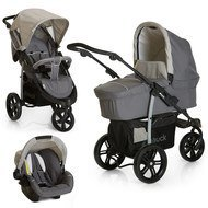 Kinderwagen-Set Viper SLX Trio Set - Smoke Grey