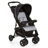 Buggy Shopper Comfortfold - Black Silver