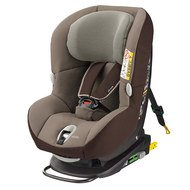 Kindersitz MiloFix - Earth Brown