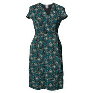 Kleid Charlie - Print Green Pool