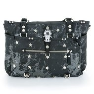 Wickeltasche Baby 2 Rock - Black Stars