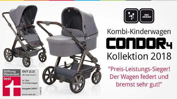 abc design online shop kinderwagen kollektion 2018. Black Bedroom Furniture Sets. Home Design Ideas