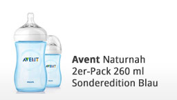 Avent Naturnah Sonderedition Blau