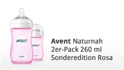Avent Naturnah Sonderedition Rosa