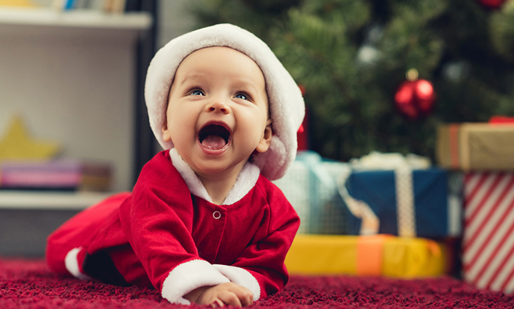 Geschenkideen Baby Weihnachten