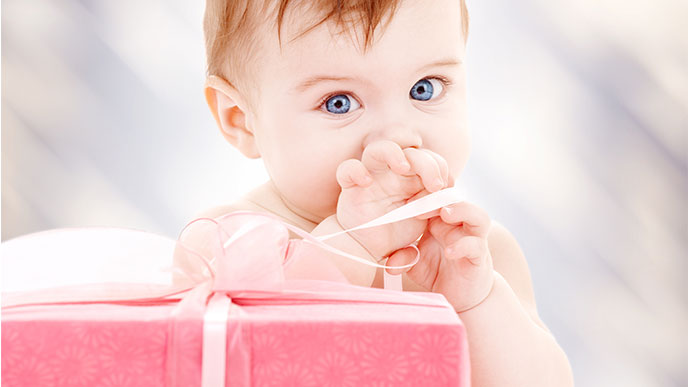 Geschenkideen fürs Baby