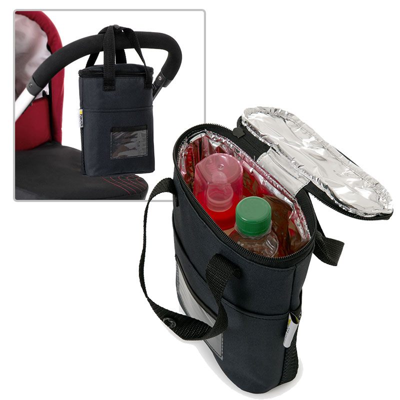 Hauck Isoliertasche Babyflasche Thermobox Thermo Tasche Baby Kinder Unterwegs