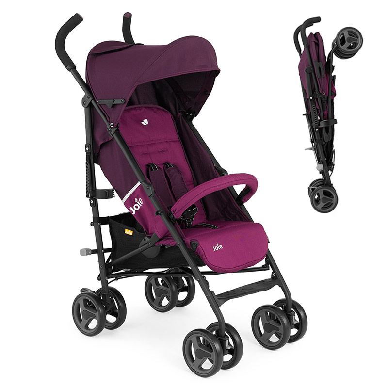 joie buggy kinderwagen nitro lx mulberry mit liegeposition gro em verdeck ebay. Black Bedroom Furniture Sets. Home Design Ideas
