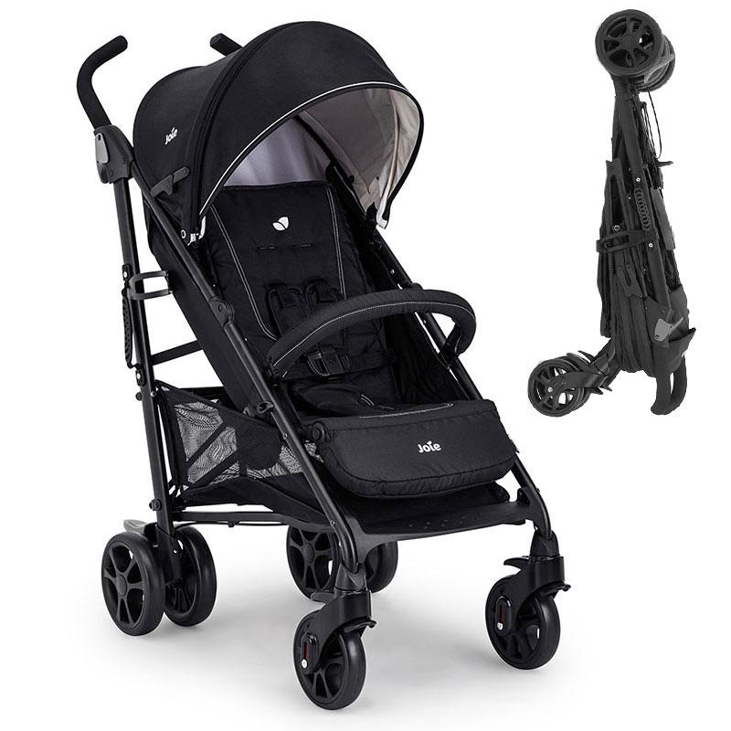 joie buggy kinderwagen brisk lx universal black inkl regenverdeck 5060264398355 ebay. Black Bedroom Furniture Sets. Home Design Ideas