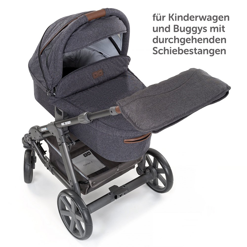 handw rmer handmuff f r kinderwagen sportwagen buggy thermo fleece wetterfest ebay. Black Bedroom Furniture Sets. Home Design Ideas
