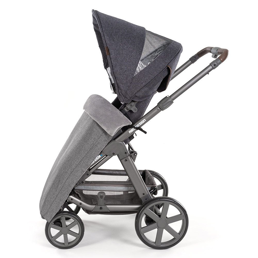 decke f r kinderwagen sportwagen buggy wetterfest babydecke thermo fleece grau ebay. Black Bedroom Furniture Sets. Home Design Ideas