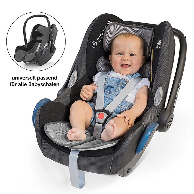Babyschale Sitzauflage,Kinderwagen Buggy Kindersitz,Kinderwagen Sitzauflage Universal,Baby Sitzkissen Kinderwagen,Baby Sitzauflage Universal