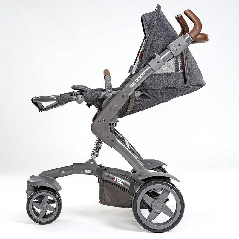 abc design 3 tec kombi kinderwagen set inkl babywanne style edition street ebay. Black Bedroom Furniture Sets. Home Design Ideas