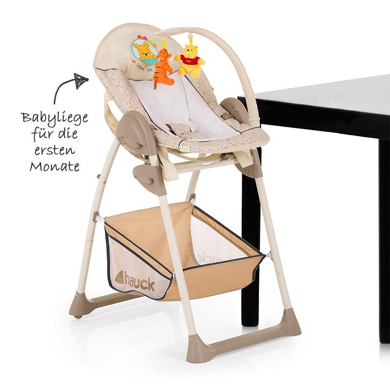 hochstuhl babyliege ab geburt hauck sit 39 n relax. Black Bedroom Furniture Sets. Home Design Ideas
