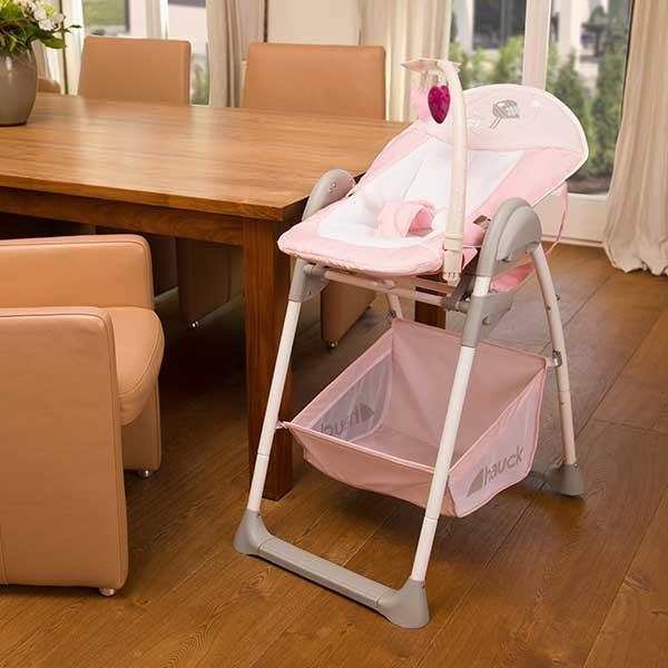 hochstuhl babyliege ab geburt hauck sit 39 n relax birdie ebay. Black Bedroom Furniture Sets. Home Design Ideas