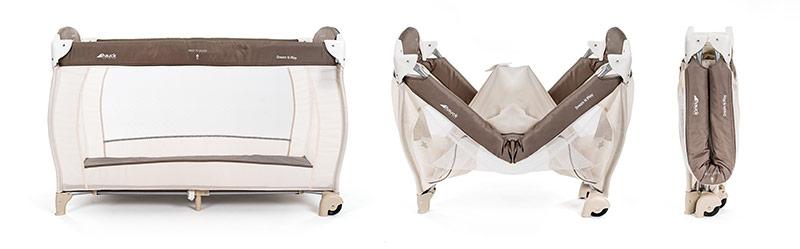 hauck baby reisebett babycenter zoo kinderreisebett mit. Black Bedroom Furniture Sets. Home Design Ideas