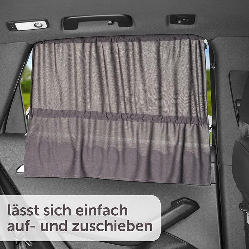 sonnenschutz auto seitenscheibe vorhang sichtschutz. Black Bedroom Furniture Sets. Home Design Ideas