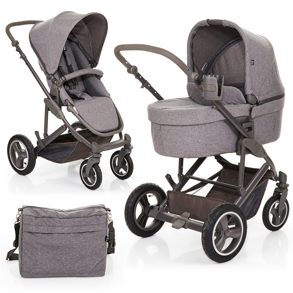 abc design kombi kinderwagen buggy catania 4 air. Black Bedroom Furniture Sets. Home Design Ideas