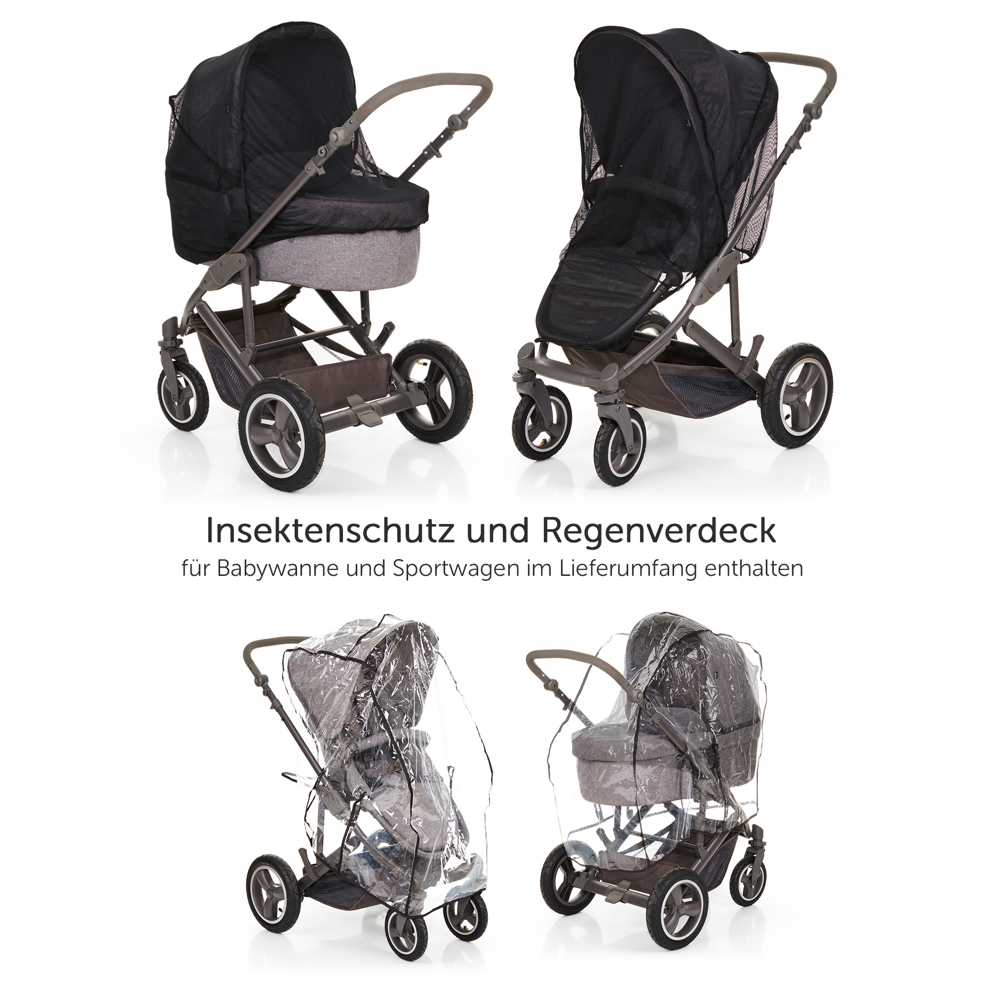 Moskitonetz Kinderwagen NO NAME FOREIGN BRAND