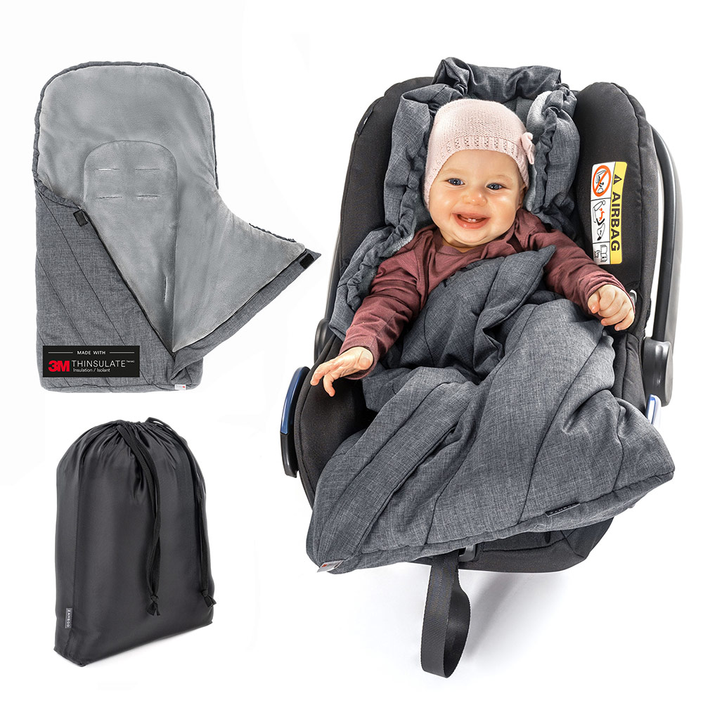 universal fu sack f r babyschale maxi cosi winterfu sack. Black Bedroom Furniture Sets. Home Design Ideas