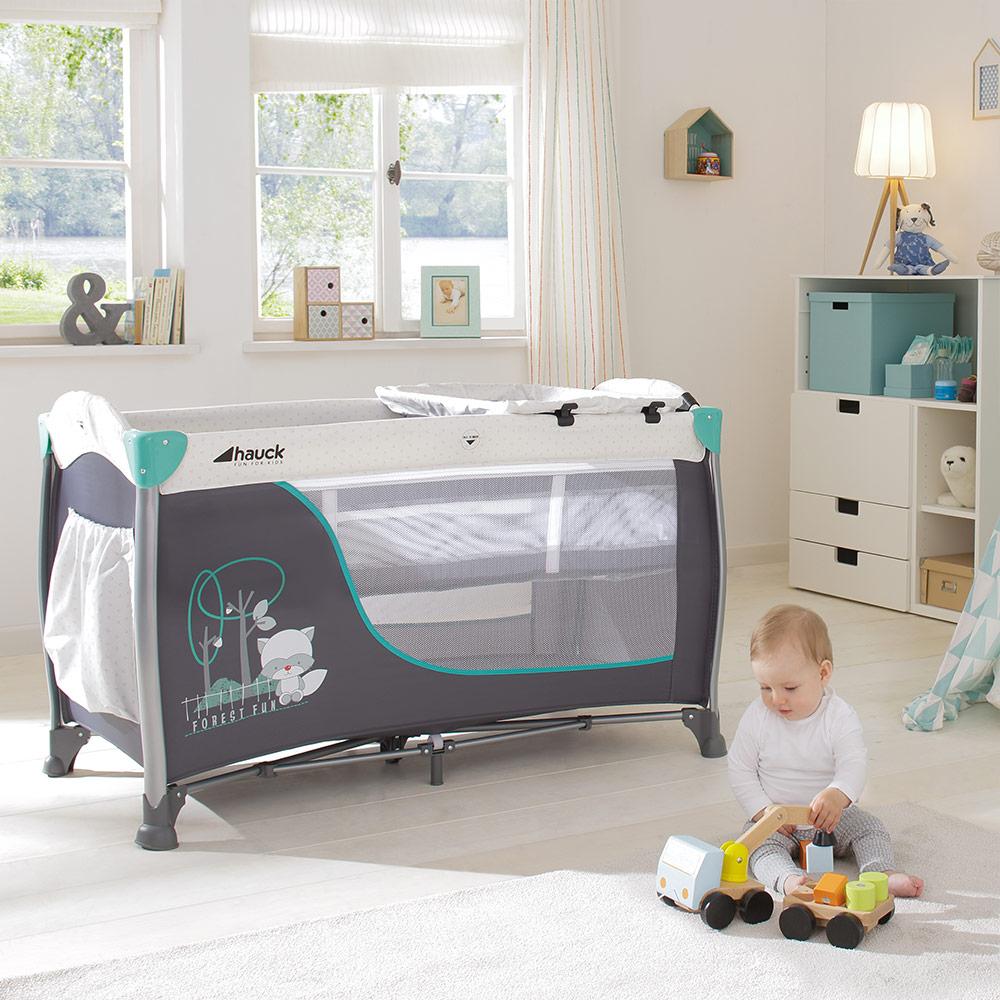 hauck baby kinder reisebett sleep 39 n play center ii mit. Black Bedroom Furniture Sets. Home Design Ideas