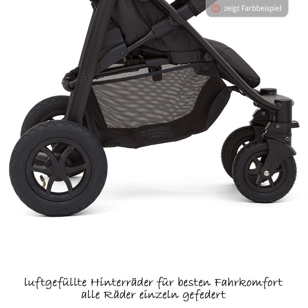 joie buggy sportwagen kinderwagen litetrax 4 air inkl regenschutz chromium ebay. Black Bedroom Furniture Sets. Home Design Ideas