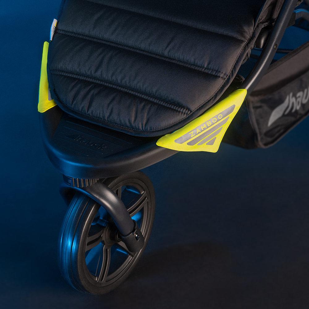 Sicherheitsbügel Kinderwagen Buggy Universal ARDEK mit Polster