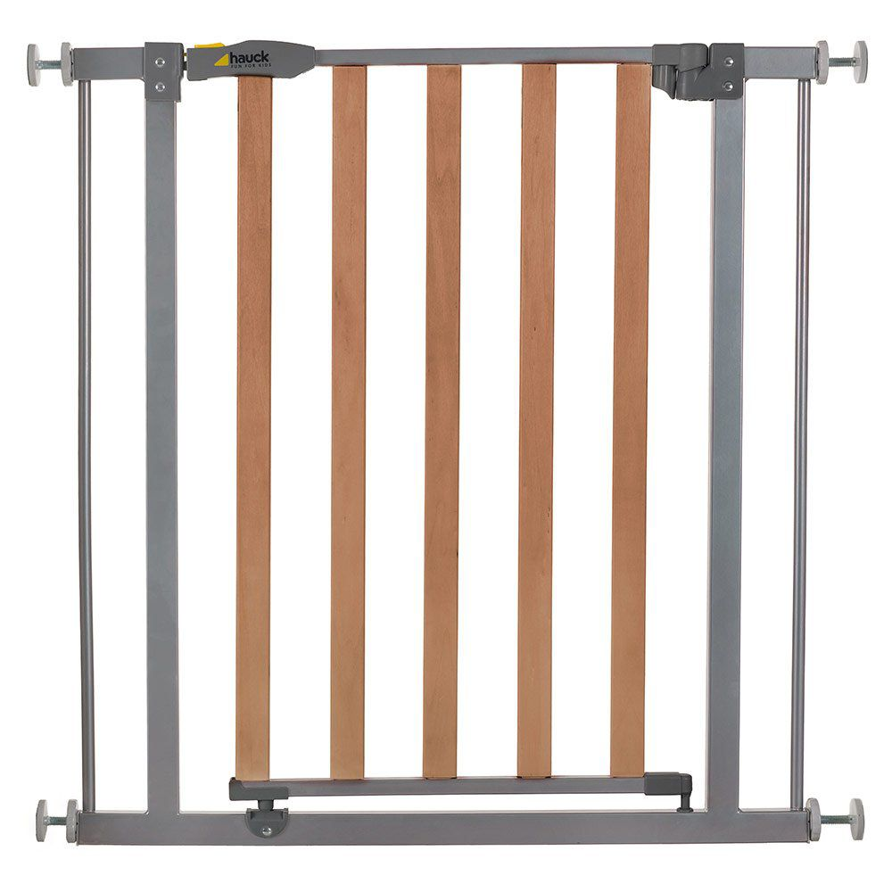 Hauck Türschutzgitter Wood Lock Safety Gate 75 - 81 cm