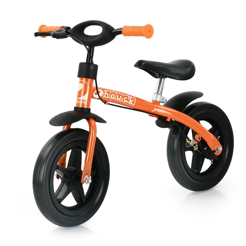 Hauck Toys for Kids Laufrad Super Rider 12 - Orange