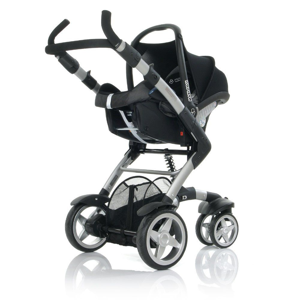 Viper ABC Design Maxi-Cosi Cobra Zoom Cybex Adapter für Turbo 3-Tec