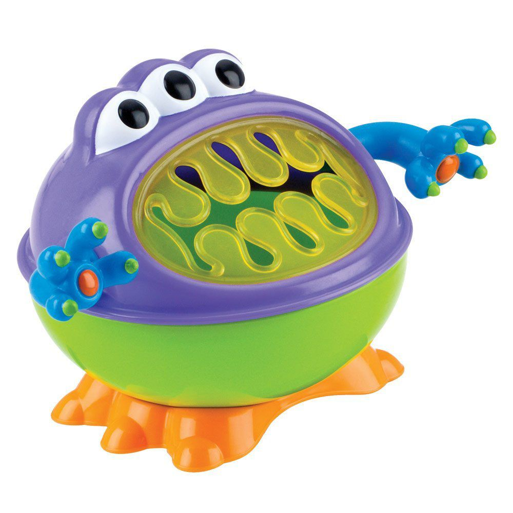 Nuby Snack-Box Cup Monster