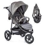 Hauck Buggy Rapid 3R (bis 25 kg) - Charcoal