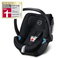 Cybex Babyschale Aton 5 - Urban Black