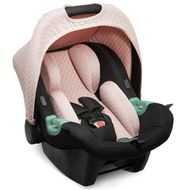 Babyschale Tulip (Autositz Gruppe 0+) - Diamond Edition - Rose Gold