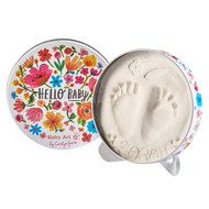 Baby Art Gipsabdruck-Set Magic Box - Limited Edition Flowers