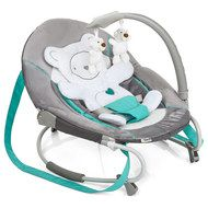 Hauck Babywippe Leisure - Hearts