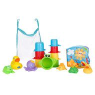 playgro 16-tlg. Bade-Spielset