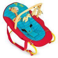 Hauck Babywippe Bungee Deluxe - Jungle Fun