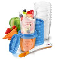 41-piece food reusable cup set SCF721/20