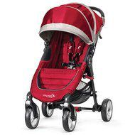 Baby Jogger Buggy City Mini 4 - Crimson Gray