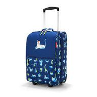 Reisenthel Reisekoffer Trolley Kids - ABC Friends - Blue - Gr. XS