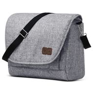 Wickeltasche Easy - inkl. Wickelunterlage - Graphite Grey