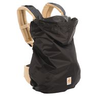 Raincover for baby carrier - Black