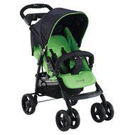 Knorr Baby Sportwagen V-Easy Fold Happy Colour - Grün