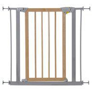 Hauck Türschutzgitter Deluxe Wood & Metal Safety Gate 75 - 81 cm