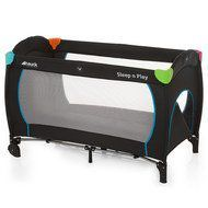 Hauck Reisebett Sleep'n Play Go Plus - Multicolor Black