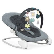 Chicco Babywippe Hoopla - Dark Grey