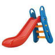 BIG Rutsche Fun Slide - Rot Blau
